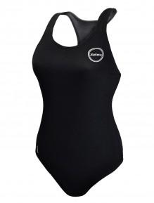 Classic Swim Suit - Cutout Front-2
