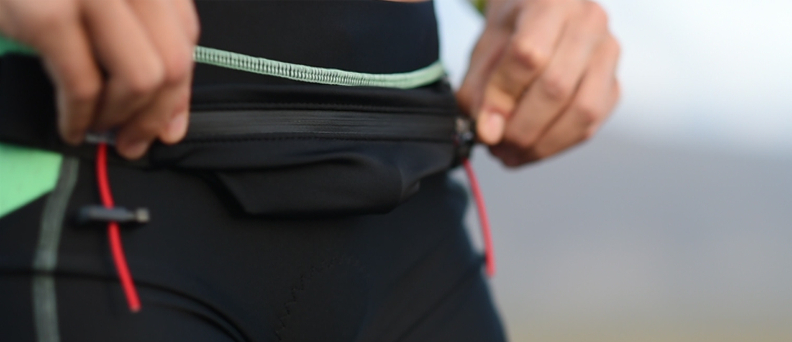 Lycra Race Belt - Lifestyle (5)