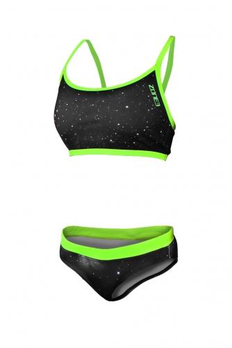 Cosmic Two Piece Bikini