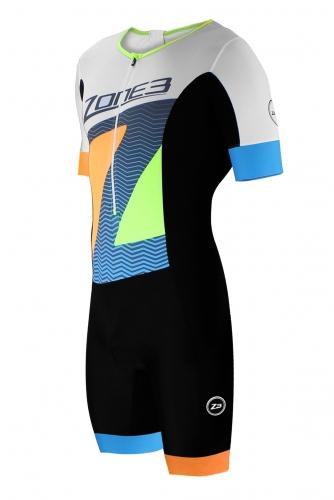 Men's Lava Short Sleeve Trisuit Limited Edition
