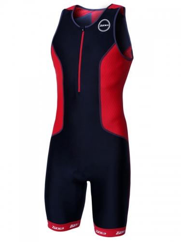 Men's Aquaflo+ Trisuit Red/Black