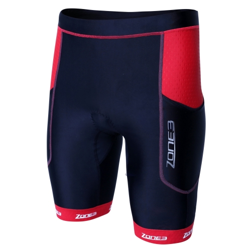Men's Aquaflo+ Shorts Red/Black
