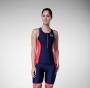 Aquaflo+ - Women - Top _ Shorts  Coral (2)