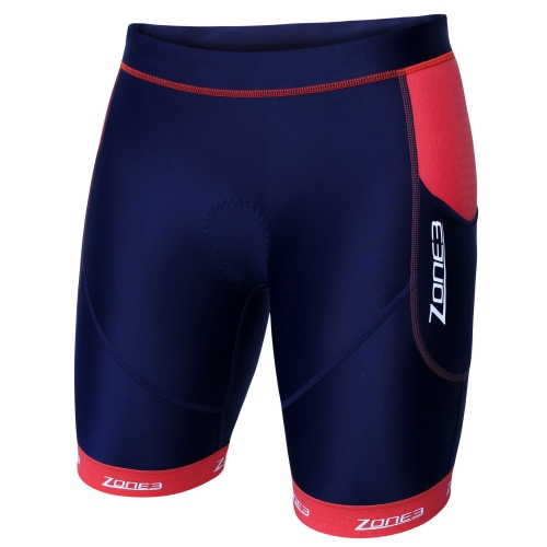 Women's Aquaflo+ Shorts Navy/Coral