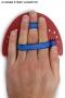 Finger Paddle - 3 finger