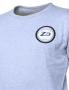 Crew Neck - Grey - CLOSEUP-2
