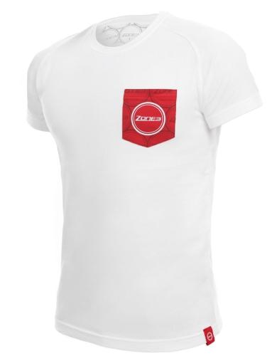 Men's Pocket T-Shirt White