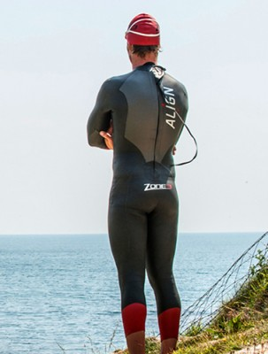 Zone3 Align Wetsuit Lifestyle