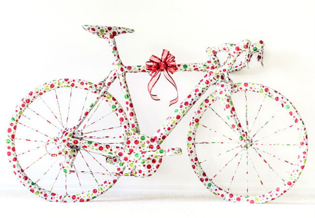 wrapped-bike