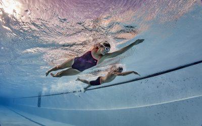 Circuito de Fuerza en la piscina